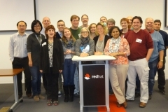 November POSSE at Red Hat in Raleigh